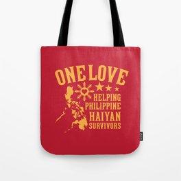 HAIYAN FUND RAISER Tote Bag