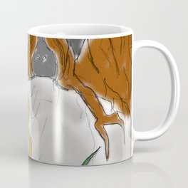 The Mystery of the Forest Coffee Mug