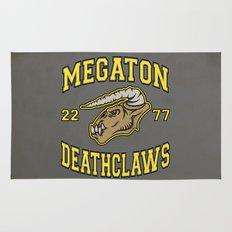 Megaton Deathclaws Rug