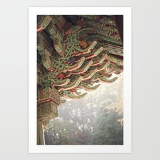 The Light Extraordinary Art Print