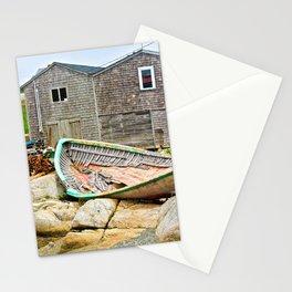 Crushed Canoe Stationery Cards