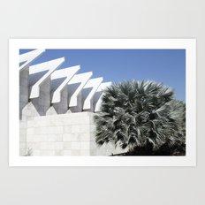 LACMA Art Print