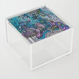 THE AFTERPARTY Acrylic Box