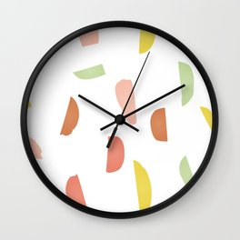 Potato/Potato - Ice Cream Edition Wall Clock