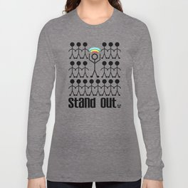 Stand Out. Long Sleeve T-shirt