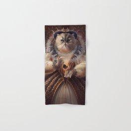 Cat Queen Hand & Bath Towel