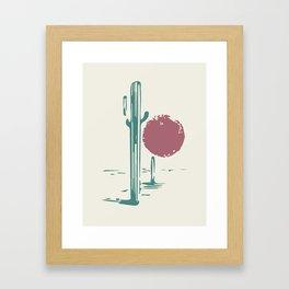 I need water Framed Art Print