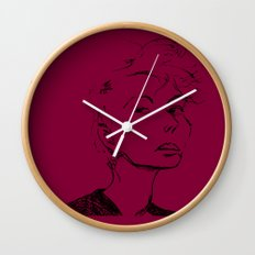 Untitled1 Wall Clock