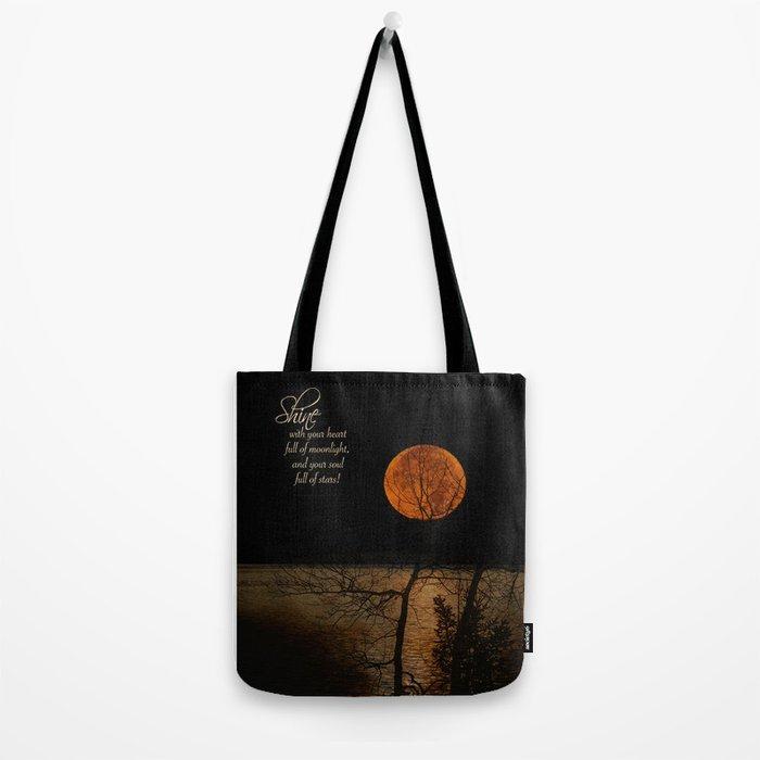 Shine! Tote Bag