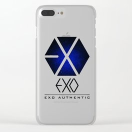 Exo Authentic Clear iPhone Case