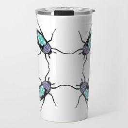 The Beetles Travel Mug