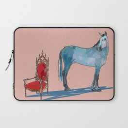 animals with chairs #1 The argument Laptop Sleeve