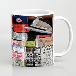Work Drawer Coffee Mug