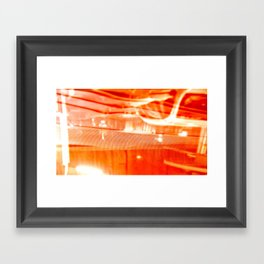 reflections Framed Art Print