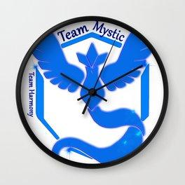 Team Harmony - Mystic Wall Clock