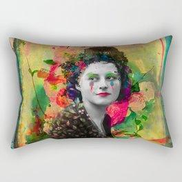 Colorful tears Rectangular Pillow