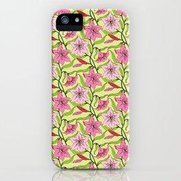Eyelillies iPhone Case