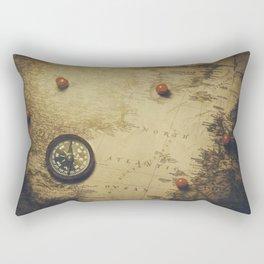 Destinations Rectangular Pillow