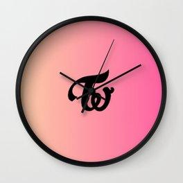 twice Wall Clock