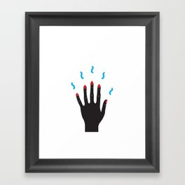 Magic Spellz 2 Framed Art Print