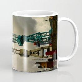 Harbor Crane Coffee Mug