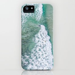 turquoise waters #society6 #decor #buyart iPhone Case