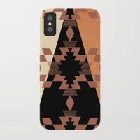 mexico iPhone & iPod Cases featuring Mexico by Laura Santeler