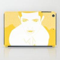 vampire iPad Cases featuring Vampire by Jessica Slater Design & Illustration
