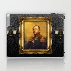 Simon Pegg - replaceface Laptop & iPad Skin