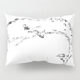 Moby # 03 Pillow Sham