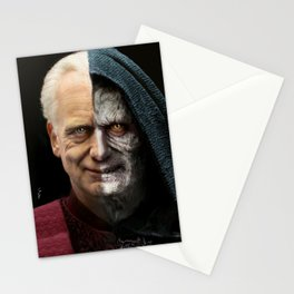 Palpatine&Sidious Stationery Cards