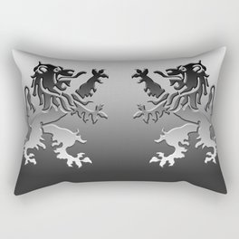 Lion heart Rectangular Pillow