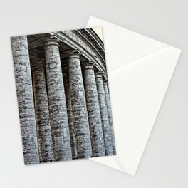 Vatican City Marble Stationery Cards