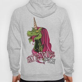 Zombie Unicorn Hoody