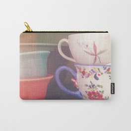 Coffee Cups Carry-All Pouch