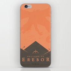 Welcome to Erebor iPhone & iPod Skin