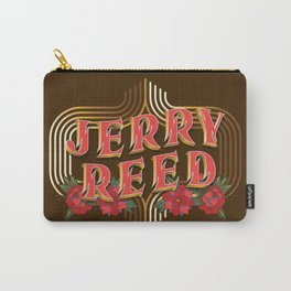 """Jerry Reed """"The Snowman"""" Carry-All Pouch"""