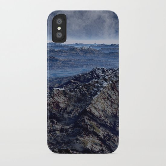Welcome To Planet X iPhone Case