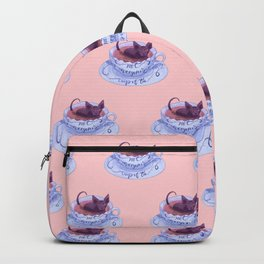 Not Everone's Cup Of Tea - Sphynx Cat - Part 2 Backpack