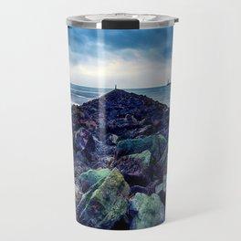 Road to the Sea Travel Mug