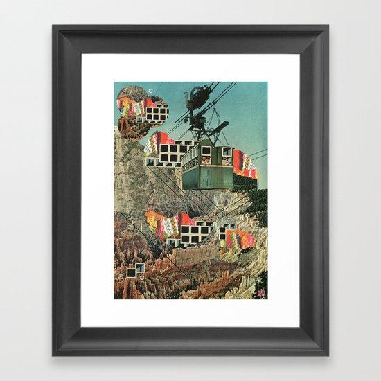 Fireside Favourite Framed Art Print