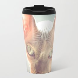 Floyd The Cat Travel Mug