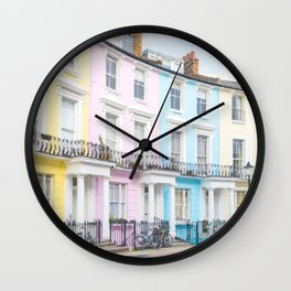 Notting hill Wall Clock