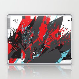 Adventures in an Amorphous Landscape Laptop & iPad Skin