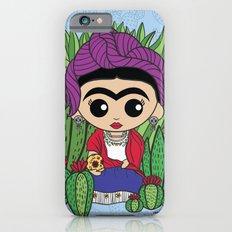 Frida in the Cacti 1 Slim Case iPhone 6s