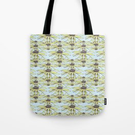 Stockholm Garden Flower Power Tote Bag