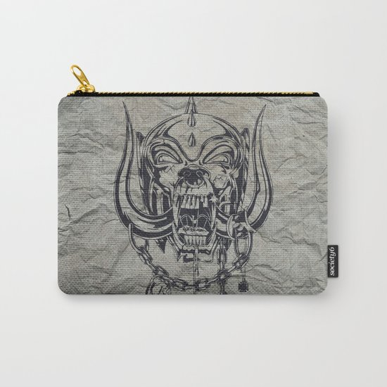 Motor head Carry-All Pouch