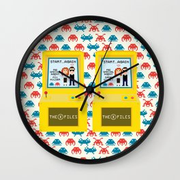 I want to believe ... again!  Wall Clock