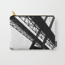 a bridge over troubled waters Carry-All Pouch