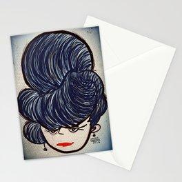 Victorian Lady / Dama Victoriana Stationery Cards